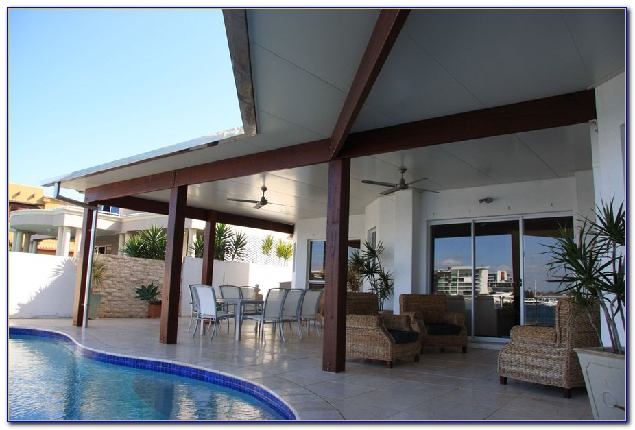 Insulated Patio Roof Panels Brisbane