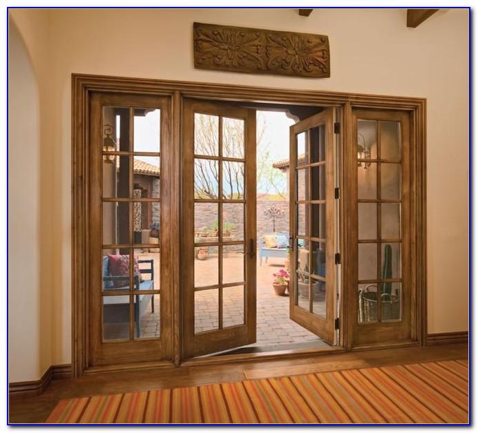 Jeld Wen Sliding French Doors