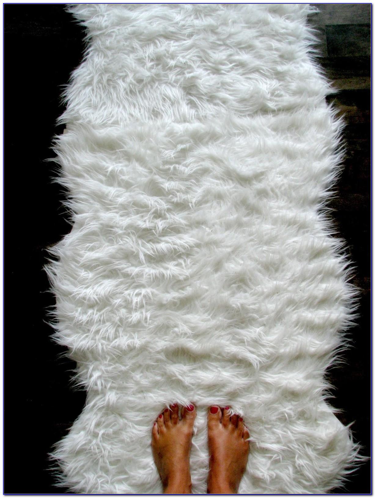 Large Faux Sheepskin Rug Ikea