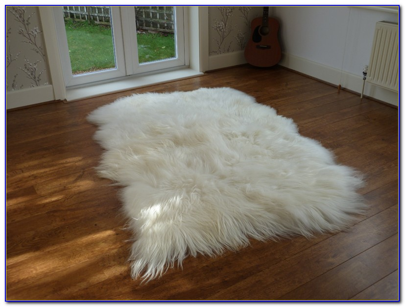 Large Sheepskin Rug Nz