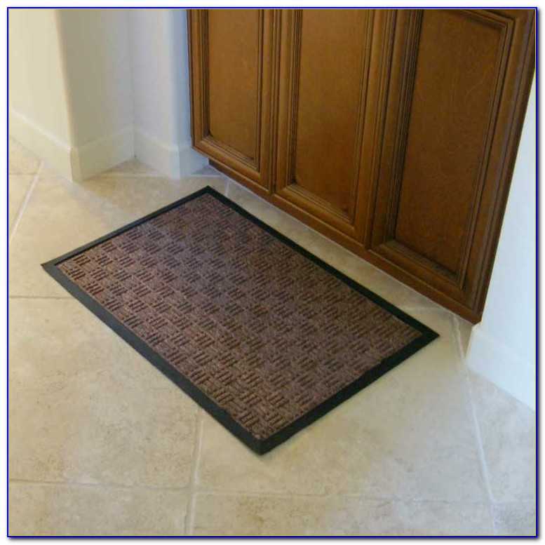 Latex Backed Area Rugs