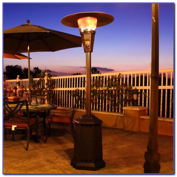 Lava Heat 2g Patio Heater