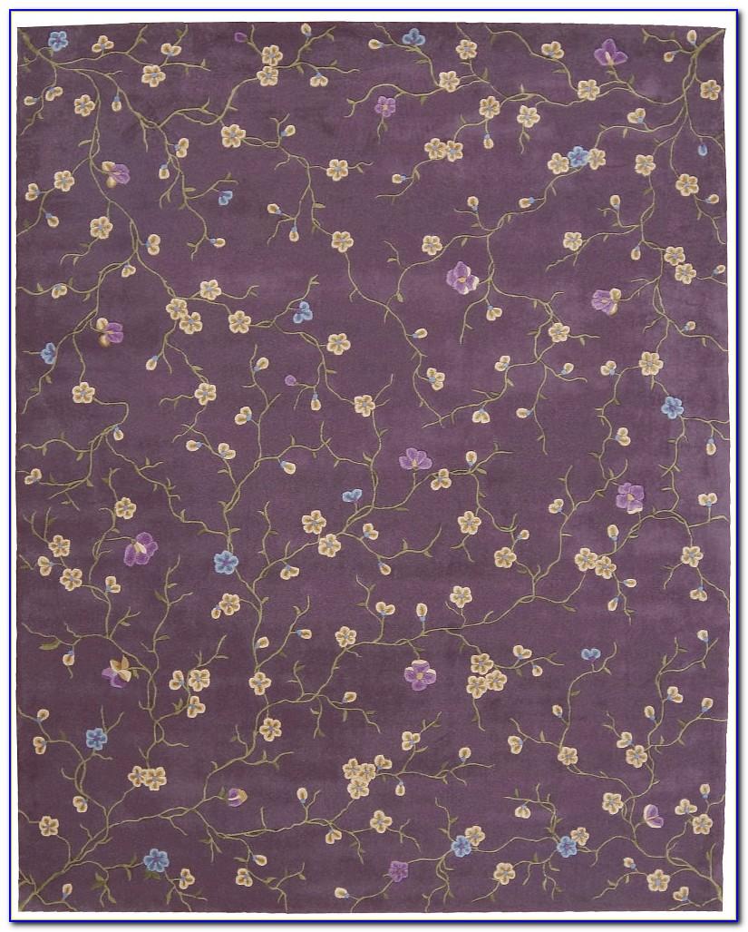 Lavender Oriental Area Rugs