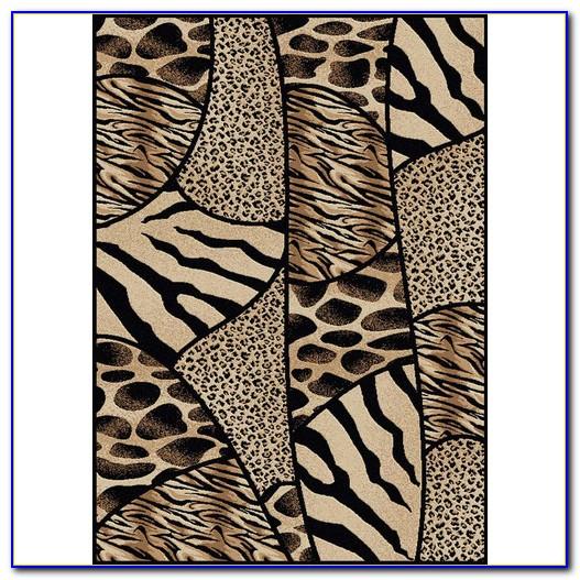 Leopard Print Rug Australia