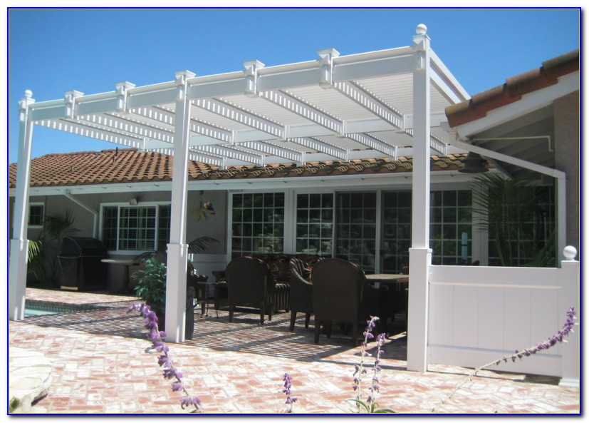 Louvered Patio Covers Las Vegas