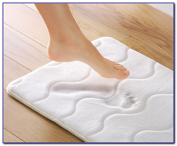 Memory Foam Bath Rug Amazon