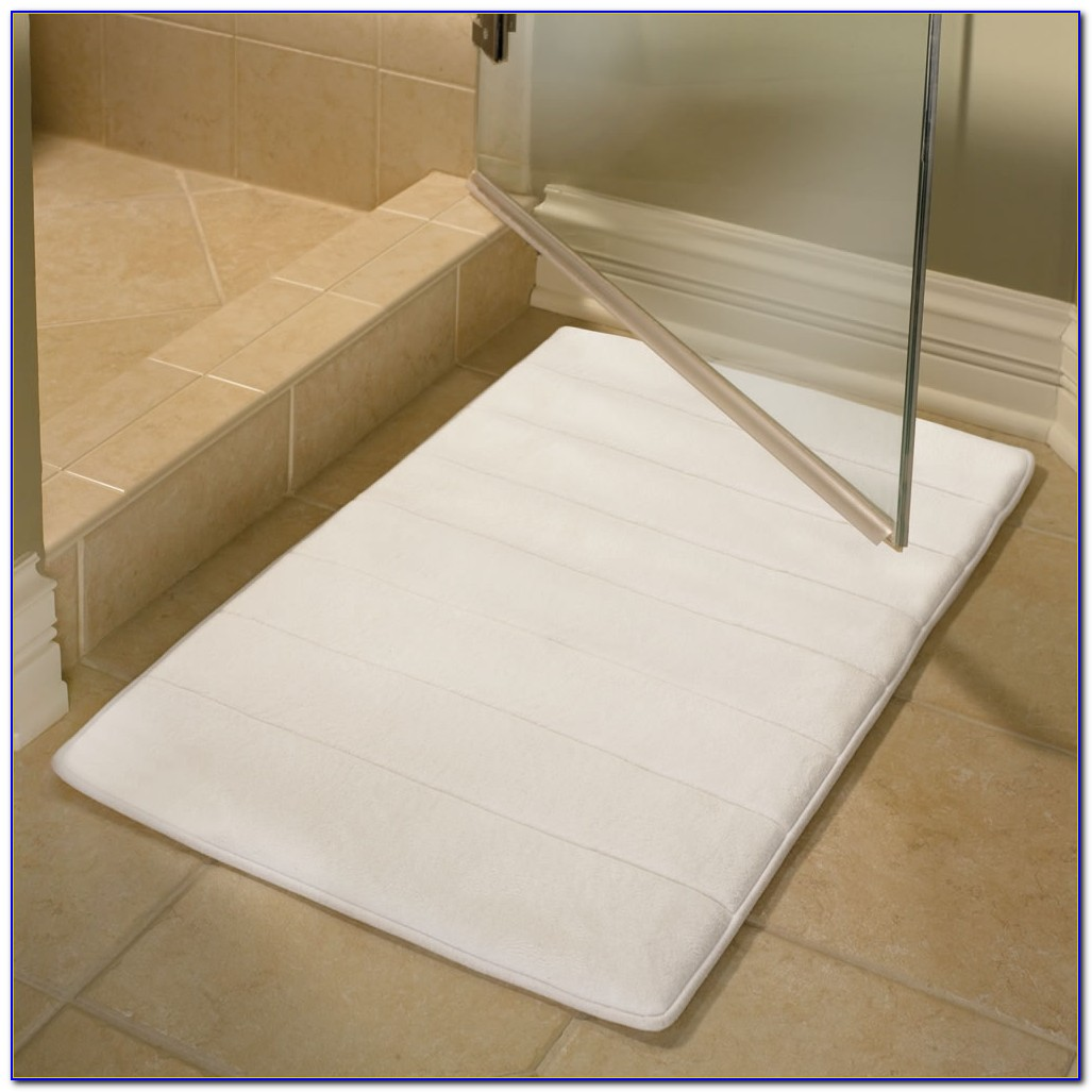 Memory Foam Bath Rug Bed Bath And Beyond