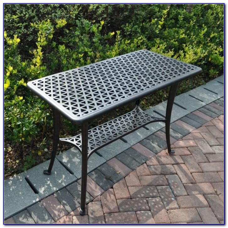 Metal Patio Tables Uk