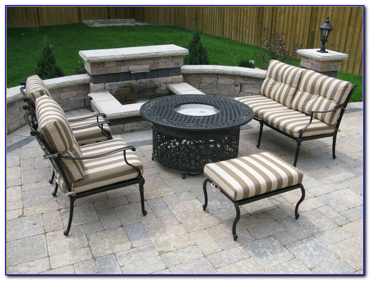 Metal Porch Tables
