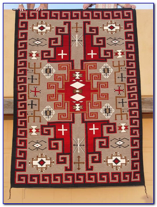 Mexican Navajo Style Rugs