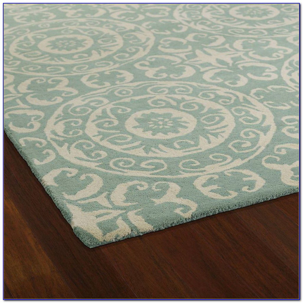 Mint Green Area Rug