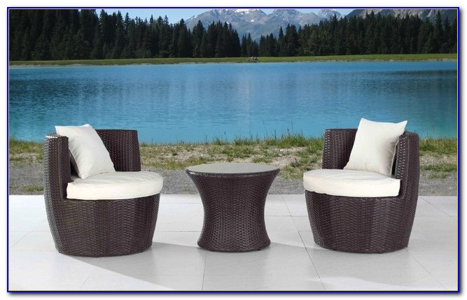Modern Wicker Patio Chairs