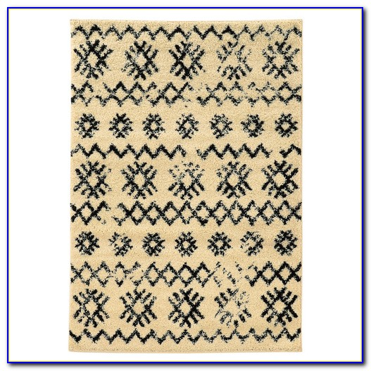 Moroccan Area Rug 8x10