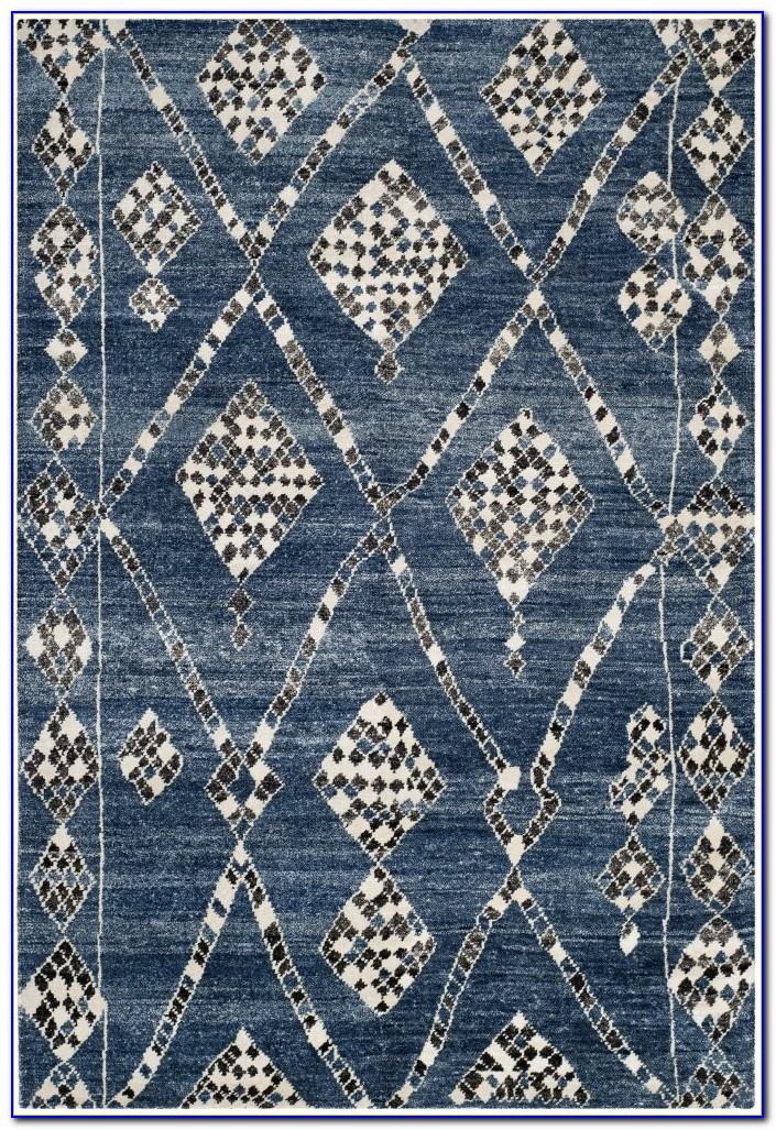 Moroccan Style Area Rugs