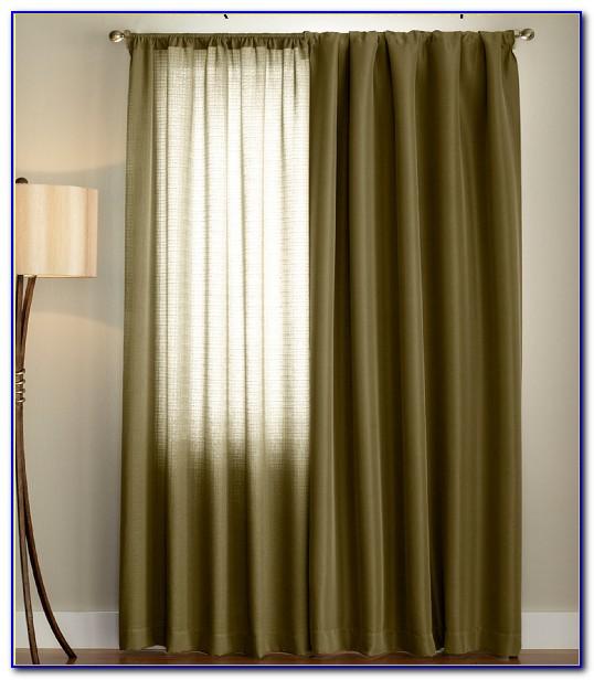 Outdoor Patio Curtain Panel