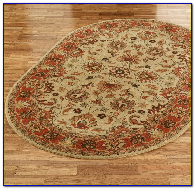 Oval Area Rugs 8x10