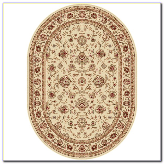 Oval Area Rugs Amazon