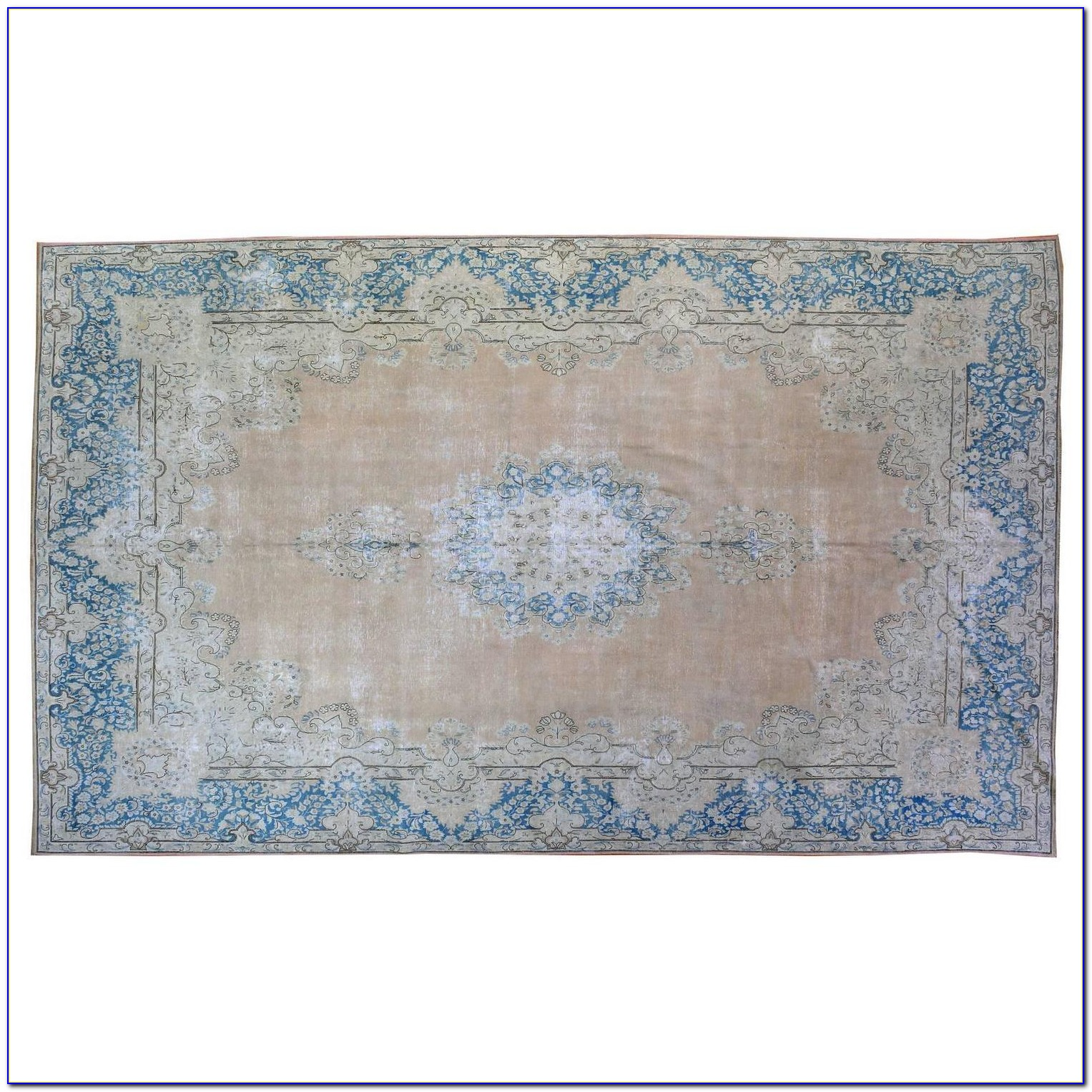 Over Dyed Oriental Rugs