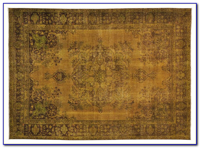 Overdyed Oriental Rugs Uk