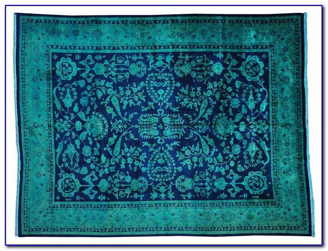 Overdyed Persian Rugs Uk