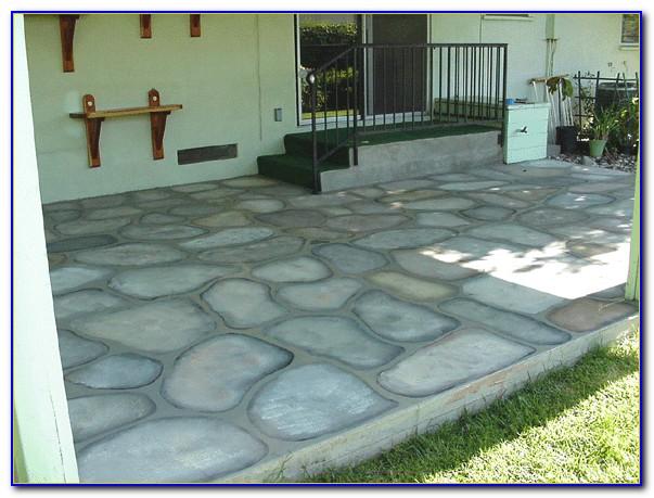 Painting Cement Patio Floors
