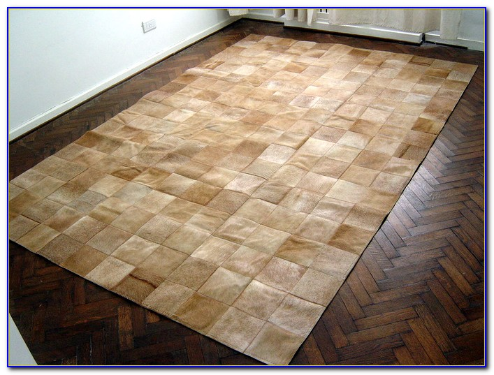 Patchwork Cowhide Rugs Melbourne