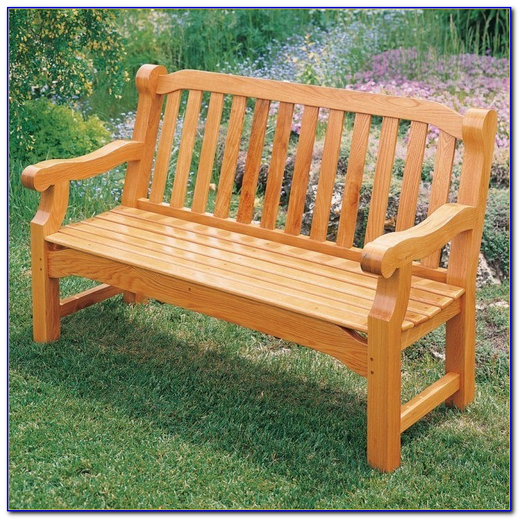 Patio Bench Instructions