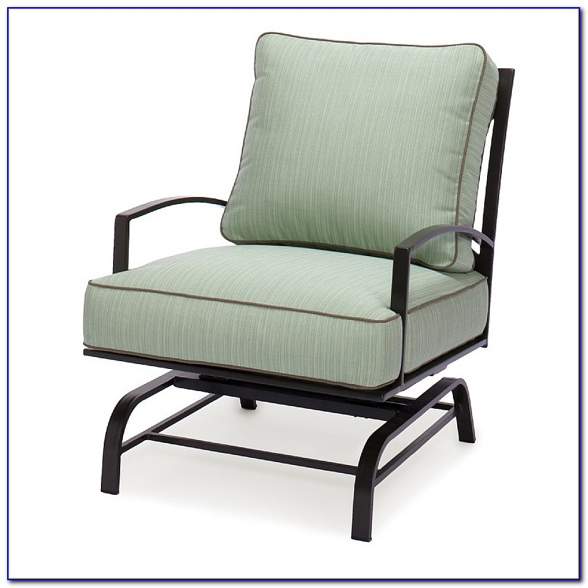 Patio Chair Glides Oval