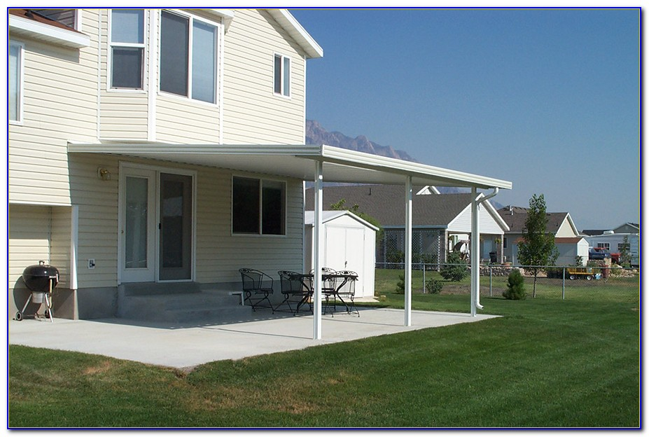 Patio Covers Logan Utah