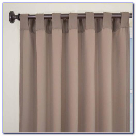 Patio Door Traverse Curtain Rods
