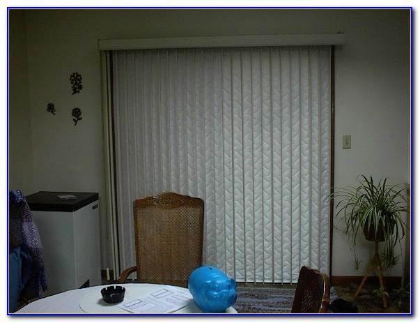 Patio Door Vertical Blinds Canada