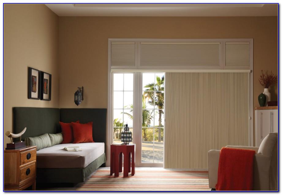 Patio Door Vertical Blinds Fabric