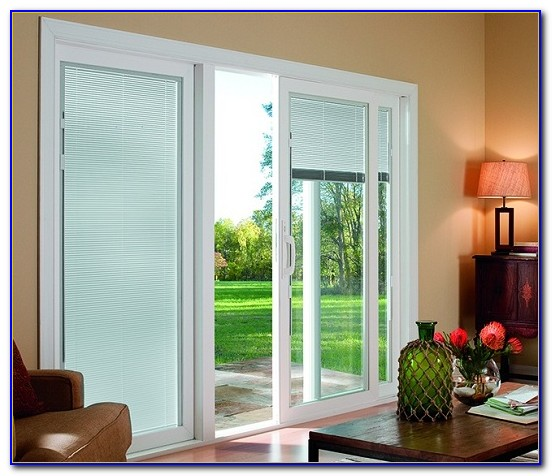 Patio Door Window Coverings
