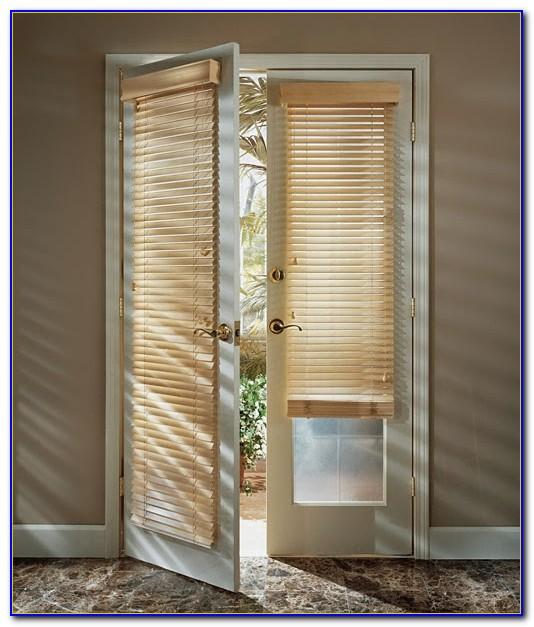 Patio Door Window Treatment Ideas