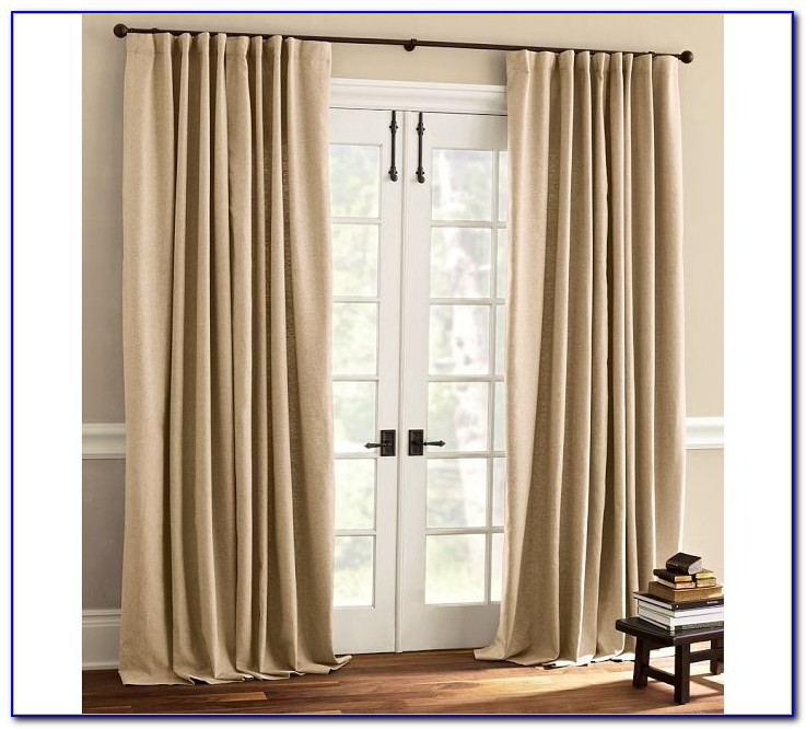 Patio Door Window Treatments Photos