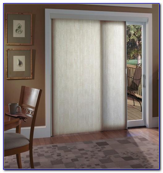 Patio Door Window Treatments Pinterest