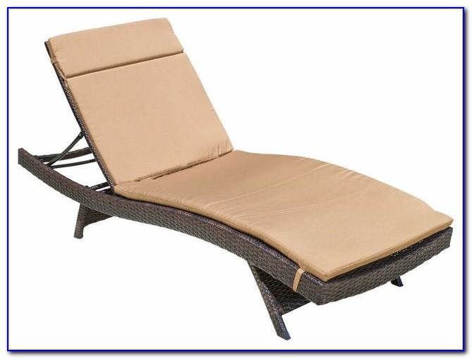 Patio Furniture Lounge Chair Cushions