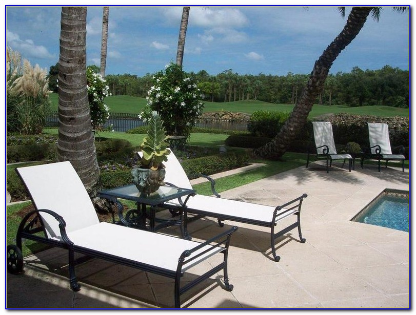 Patio Furniture Refinishing Orange County