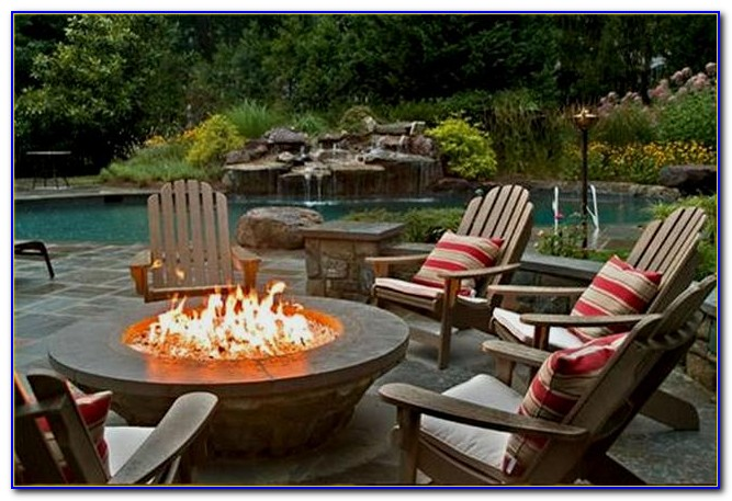 Patio Furniture Sets With Gas Fire Pit