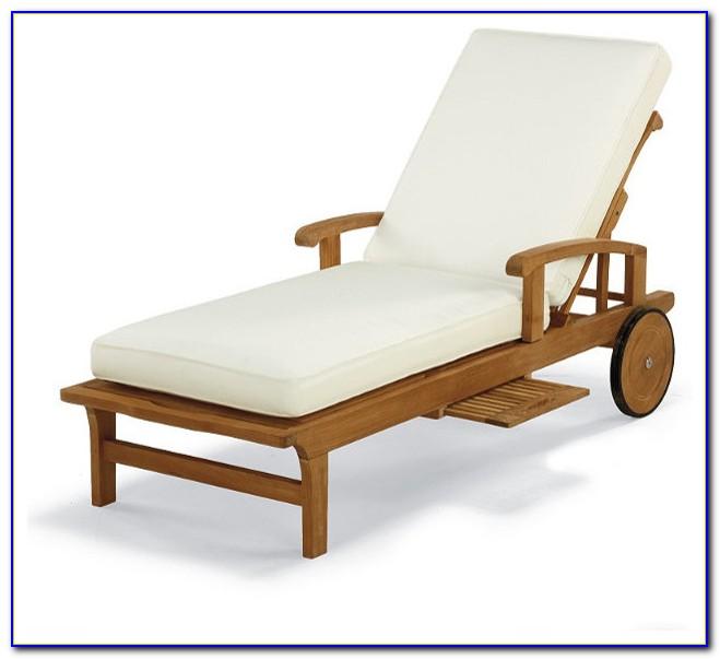 Patio Lounge Chair Pads