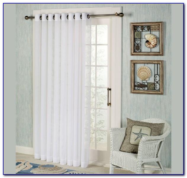Patio Panel Curtain Rod