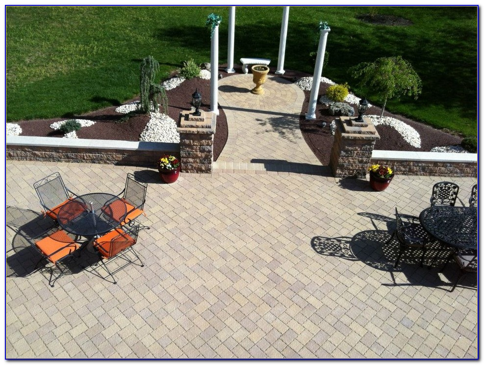 Patio Paver Installation Calculator