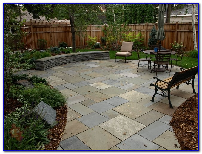 Patio Stone Pavers Kit