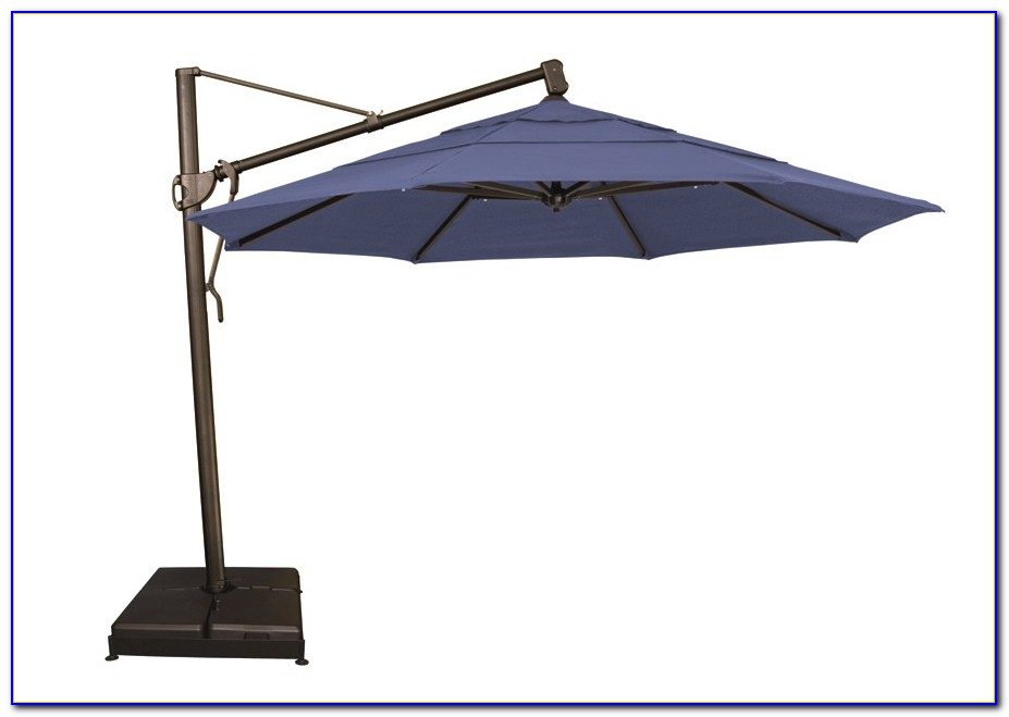 Patio Umbrella Offset Tilt