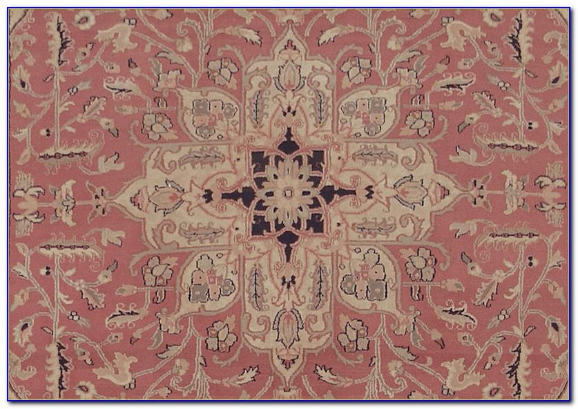 Pink Persian Rug Runner
