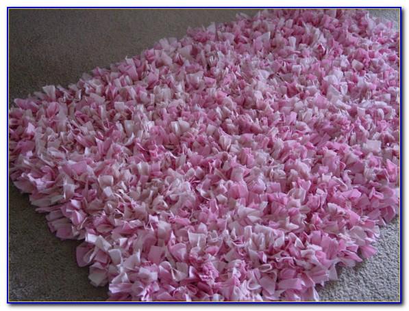 Pink Rag Rug Uk