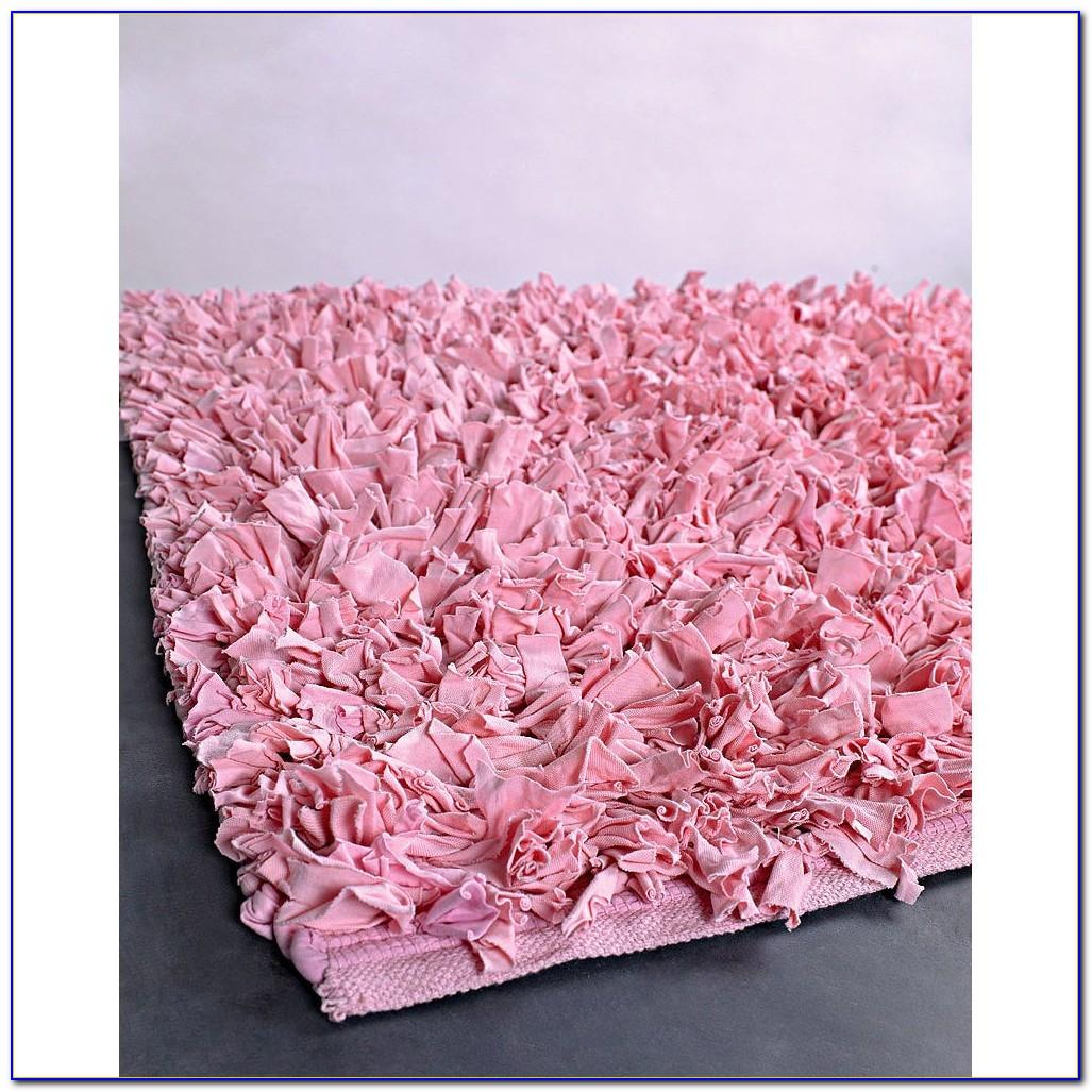 Pink Shaggy Rug Uk