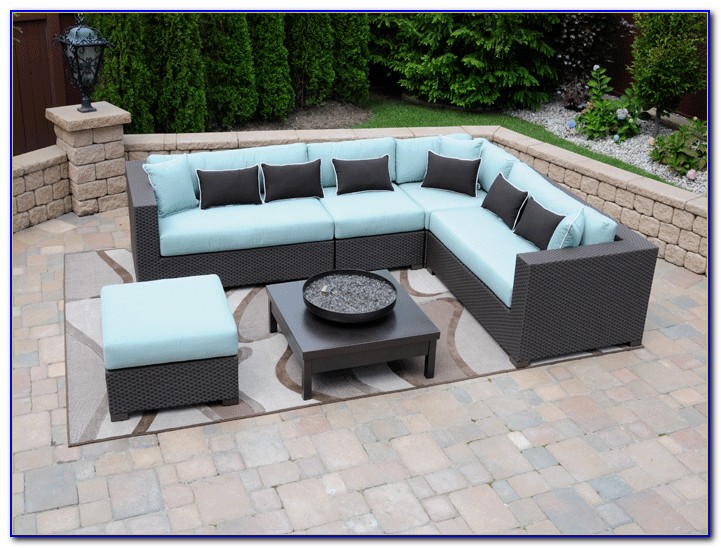 Porch Furniture Sectionals