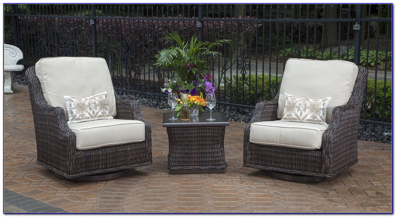 Resin Wicker Patio Chairs Costco