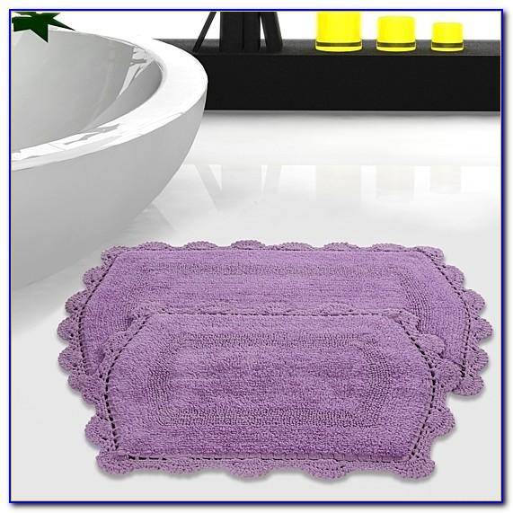 Reversible Bath Rug Sets